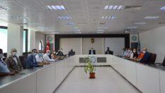 Balıkesir Üniversitesi Spor Kulübü'nün 1. Olağan Genel Kurulu Toplantısını gerçekleştirildi.