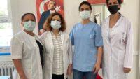 1 milyonuncu aşı Balıkesir'de yapıldı