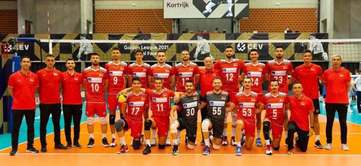 Filenin Efeleri üst üste ikinci kez Avrupa Altın Ligi şampiyonu