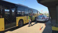 Toplu Taşıma Araçlarına Yönelik Denetim