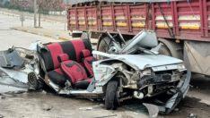 Ölümlü trafik kazasında Balıkesir ilk 10'da