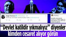 TİP'li tipsize sahip çıkan PKK sever CHP!