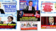 Sayacı bırak, sen PKK'lıları evine kahvaltıya çağırıyorsun!