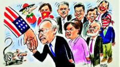 Ajans çalıyor, CHP, HDP, İP ve kuyrukları oynuyor!