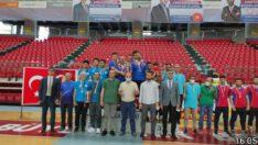 Bandırma Masa Tenisi Spor Kulübü şampiyon oldu.