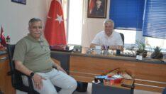Milletvekili Yavuz Subaşı Türk Ocakları Balıkesir Şubesi'ni ziyaret etti…