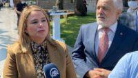 """Milletvekili Mutlu Aydemir: """"KALEMİNİZE SAĞLIK"""""""