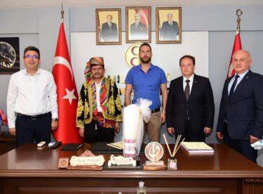Başkan Boduroğlu'na Davet