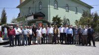 MHP MAHALLE ZİYARETLERİNİ SÜRDÜRÜYOR