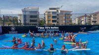 Portatif Havuzlarımızda #Yüzme eğitimleri devam ediyor