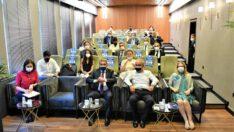 Turizm Tanıtma ve Geliştirme İl Koordinasyon Kurulu Toplantısı gerçekleştirildi.