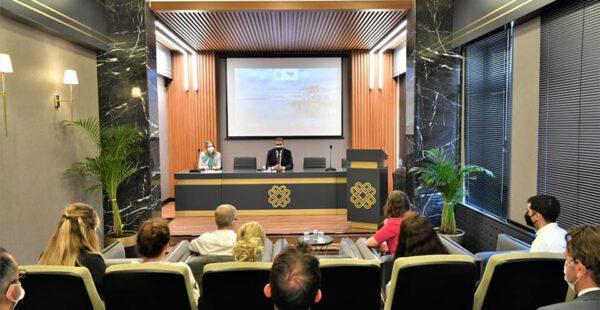 Turizm Tanıtma ve Geliştirme İl Koordinasyon Kurulu Toplantısı