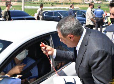 Vali Şıldak Bayram Tedbirlerini Açıkladı ve Sürücülere Uyarılarda Bulundu