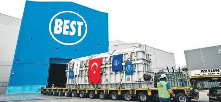 AR-GE'DE ZİRVE BEST'İN