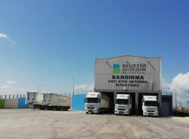 Büyükşehir, Bayramda 11 Bin Ton Evsel Atık Taşıdı