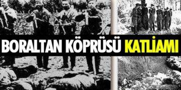 """BORALTAN KÖPRÜSÜ""""NÜN ACI HİKAYESİ.. (Sıtkı ŞEREMETLİ)"""