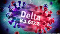 Balıkesir'de 2 kişide delta varyantı tespit edildi.