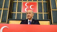 MHP Lideri Bahçeli: Meclis, kanun kaçaklarının meskeni ve mekanı olamaz