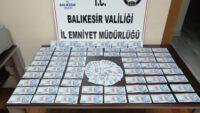 (14.700 TL)değerinde sahte para yakalandı