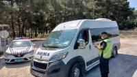 Yolcu Taşımacılığı Yapan Araçlar ve Sürücülerin Denetlendi