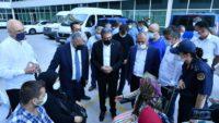 Balıkesir'deki Kazada Vefat Edenlerin Cenazeleri Teslim Edildi