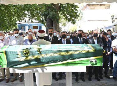 Kocaman Balıkçılık'ın kurucusu Avni Kocaman vefat etti.
