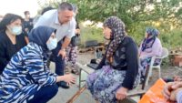 AK Parti Balıkesir Milletvekili Belgin Gökçe UygurSelimiye Mahallesi'ni ziyaret etti.