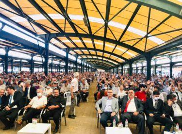 Balıkesir İli Damızlık Sığır Yetiştiricileri Birliği Genel Kurulu düzenlendi.