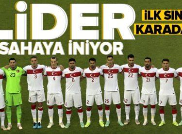 Türkiye A Milli Futbol Takımı'nın ilk sınavı Karadağ'la!