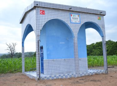 Togo'da 4.Su Kuyusu açılışı yapıldı
