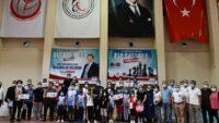 Kuva–yi Milliye Satranç Turnuvası ödül töreni