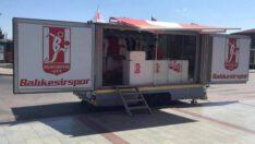 BALIKESİRSPOR Mobil mağazası