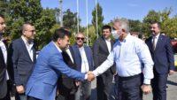 MHP genel sekreteri Büyükataman Bigadıçtaydı