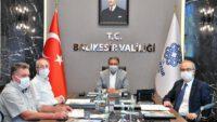 OSB Toplantısı Vali Şıldak Başkanlığında Yapıldı