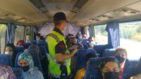 Yolcu Taşımacılığı Yapan Araçlar ve Sürücülerin Denetimi yapoldı