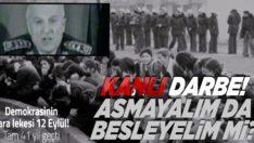 12 Eylül darbesinin üzerinden 41 yıl geçti! Demokrasinin kara lekesi 12 Eylül'de neler oldu?