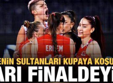 Filenin Sultanları yarı finalde!
