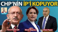 CHP'nin İP'i kopuyor