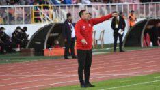 Balıkesirspor Teknik Direktörü İsmet Kamak, Gençlerbirliği maçının ardından açıklamalarda bulundu.