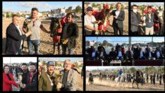 Rahvan At yarışları kıyasıya mücadele ile sona erdi.
