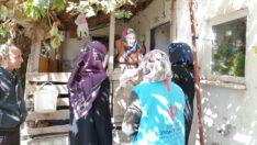 Camiler ve Din Görevlileri Haftası ve Yaşlılar Haftası münasebetiyle köy ziyaretleri