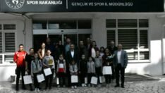 Türkiye Çocuk Fitness Türkiye Şampiyonası'nda Balıkesir'i gururlandırdılar