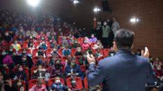 Sultan Abdülhamid Han Gelişim Merkezi'nde sinema etkinliği