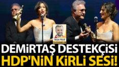 Demirtaş destekçisi HDP'nin kirli sesi