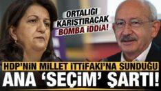 ÖCALAN'IN HAPİSTEN EV HAPSİNE ÇIKARILMASI PAZARLIĞI YAPILIYOR!.