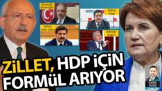 Zillet, HDP için formül arıyor